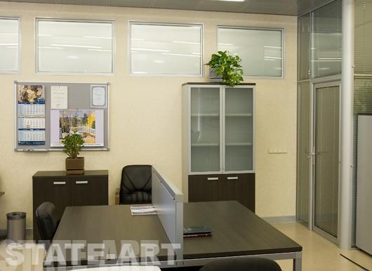 Офис современный интерьер