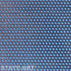 Структура отверстий перфорированного алюминиевого листа Rv 5-8