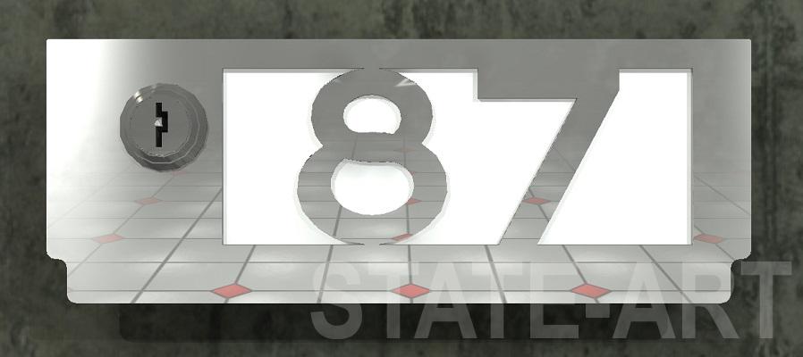 вариант U-009 фасад