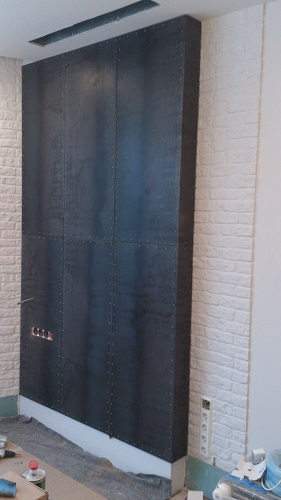 Заказать производство стеновых обшивок для лофт помещений