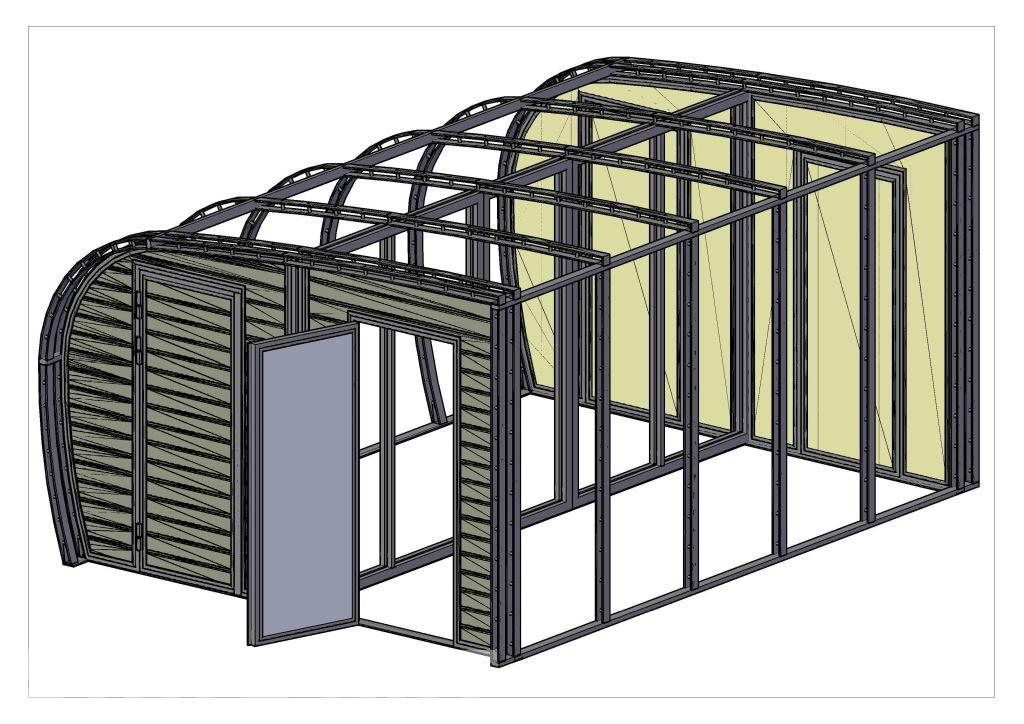 Конструкция проект Капсула