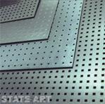 Дизайн интерьера, просечно вытяжной лист, пвл, лист пвл, лист перфорированный, перфолист, лист рифленый, алюминиевый рифленый лист, лист Квинтет, изделия из нержавеющей стали