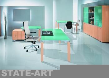 Металлическая мебель для офиса.