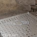 лист перфорированный, перфолист, изделия из нержавеющей стали