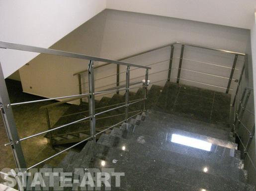производство металлических лестниц от компании State-Art по выгодным ценам в Москве