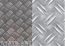 """Рифленый алюминиевый лист """"Квинтет"""" """"Дуэт"""", лист алюминиевый квинтет, лист рифленый, рифленый алюминиевый лист, рифленый алюминий, рифленый лист"""