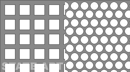перфолист, перфорированные панели, перфорированный лист, перфорированный металл, перфорированный металлический лист