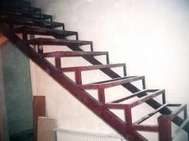 металлическая лестница 011