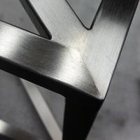 Образец шлифовки сложного  сварного стыка