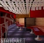 проект лакндж-зонва 2-й этаж