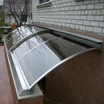 Производство сдвигаемых навесов и легких металлических конструкций