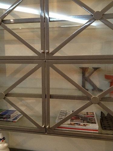 Мебель из металла в стиле Лофт в Москве