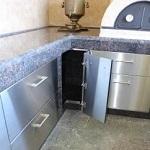 Производство кухонной мебели из нержавеющей стали