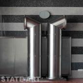 Нестандартные металлоконструкции из нержавеющей стали