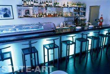 барная стойка для ресторана Япона Мама